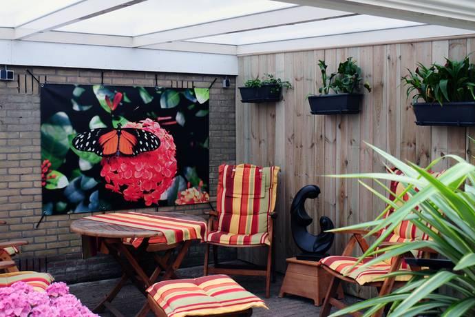 Tuinposter 120x180 centimeter